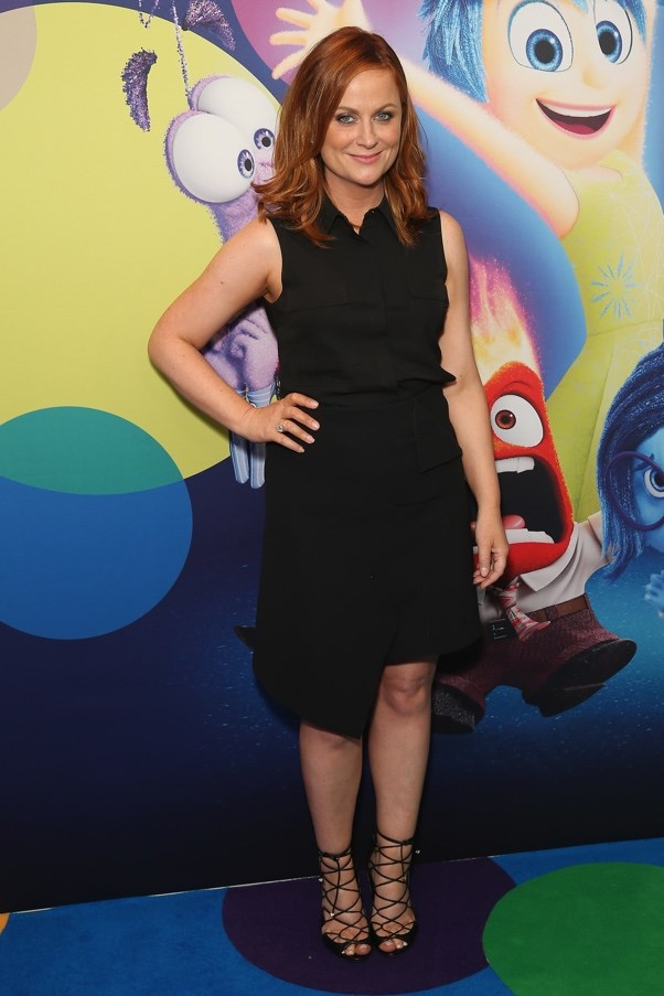 Amy Poehler Inside Out screening Australia
