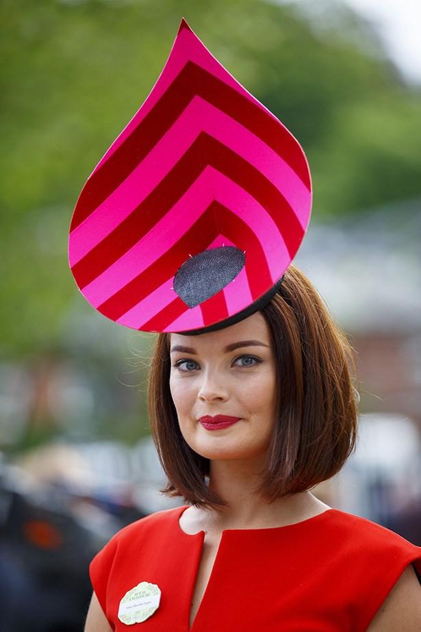 Royal Ascot 2015, the hats.
