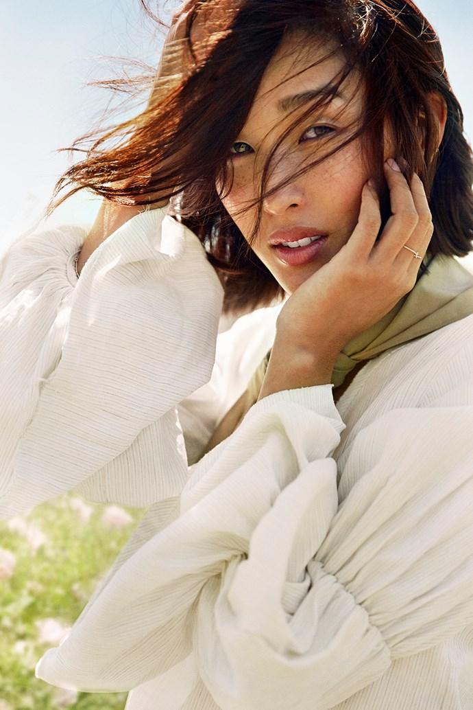 Nicole Warne for ELLE Australia. Photo: Mario Sierra