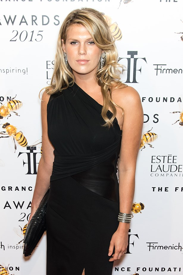 Alexandra Richards at the Fragrance Awards.