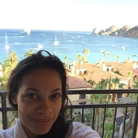 """<strong>ROSARIO DAWSON</strong> <BR> Ah, #Cabo... So close yet so far away... Next time I'm there I'm going FlyBoarding! #BackInLaLa #igotworktodo#sleepwhenimdead <BR> —<a href=""""https://instagram.com/p/vl8ep9Et2y/"""">@rosariodawson</a>"""