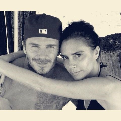 """<strong>VICTORIA BECKHAM</strong> <BR> Thank you for all your lovely messages, we are so proud of you David x vb <BR> —<a href=""""https://instagram.com/p/Za1kZHliMx/"""">@victoriabeckham</a>"""