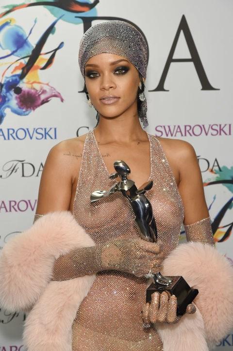 JUNE 2, 2014 At the 2014 CFDA Fashion Awards