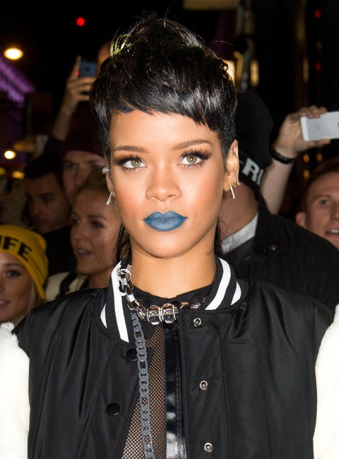 SEPTEMBER 10, 2013 At the Rihanna for River Island SS14 Collection Launch