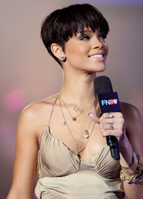 JUNE 25, 2008 At the taping of MTV's 'FNMTV'