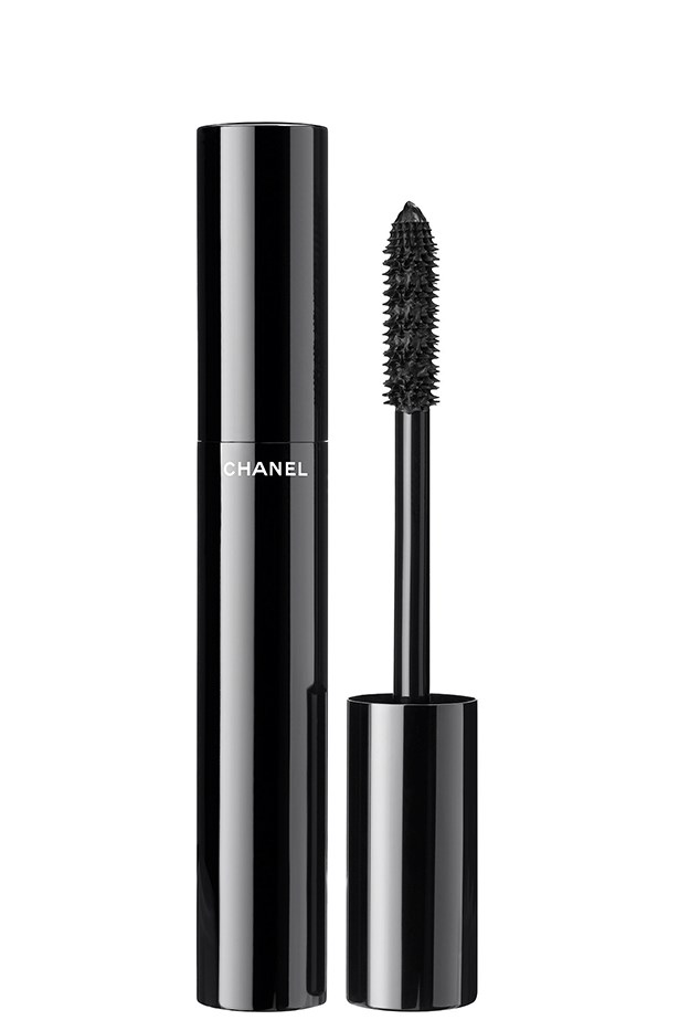 "<strong>Mascara</strong>: Le Volume De Chanel Mascara, $63, <a href=""http://www.chanel.com/en_AU/fragrance-beauty/makeup.html"">Chanel</a>, (02) 9900 2944 <br><br> <strong>Best for</strong>: Intense volume and extreme colour.<br><br> <strong>We love</strong>: The brush is designed with both long and short bristles that easily coat each lash and thicken them from root to tip. Two new colours will be available in September: Midnight and Ultra Noir."