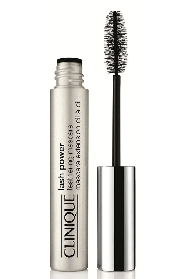 "<strong>Mascara</strong>: Lash Power Feathering Mascara, $38, Clinique, <a href=""http://www.clinique.com.au/"">clinique.com.au</a><br><br> <strong>Best for</strong>: Fuller lashes.<br><br> <strong>We love</strong>: The fluffy, full-bodied brush has been specially designed to create a flirty, wide-eyed look, while the honey-like formula works to stretch out lashes. The mascara also offers lasting coverage – even in sweltering temperatures. <br><br>"