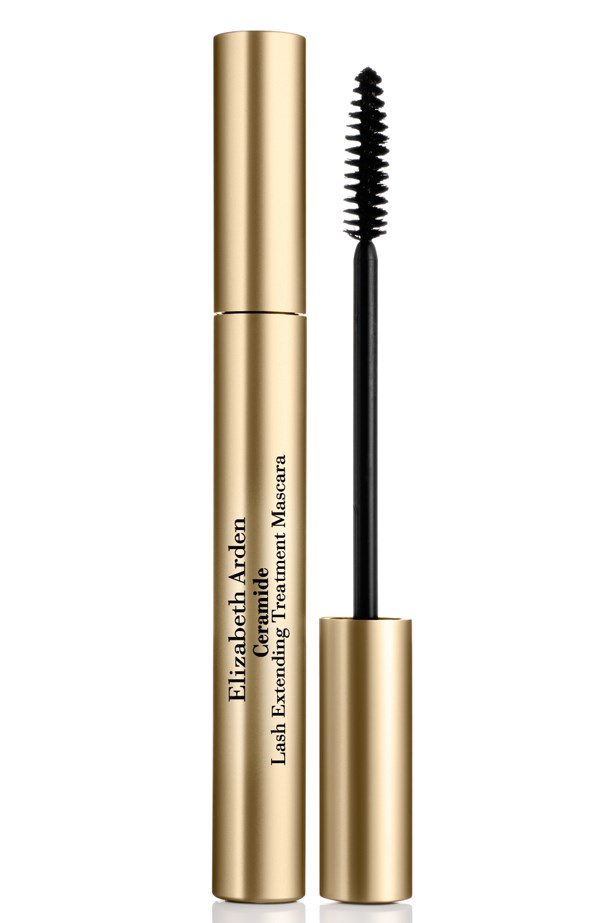 "<strong>Mascara</strong>: Ceramide Lash Extending Treatment Mascara, $45, Elizabeth Arden, <a href=""http://www.elizabetharden.com.au/"">elizabetharden.com.au</a> <br><br> <strong>Best for</strong>: Defined and nourished lashes. <br><br> <strong>We love</strong>: The conditioning formula provides a protective layer and is also infused with vitamins A, C and E, so it's great for lashes that have been damaged by falsies."