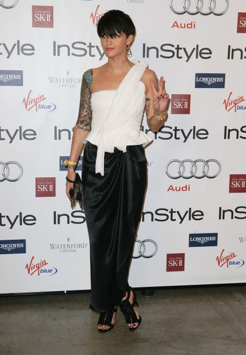 MAY 11, 2011 At the Women Of Style Awards. GETTY / DON ARNOLD