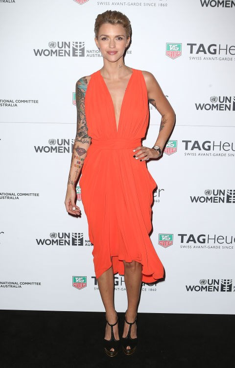 SEPTEMBER 25, 2012 At the TAG Heuer Link Lady Launch.