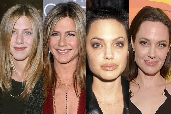 There's a crop of Hollywood actresses, models, and entertainers who, beyond their mesmerising talents, seem to be Benjamin Button-ing their way through life. <br><br>Here, learn the anti-aging routines of some of our favorite faces in particular, and see the gorgeous transition from then to now