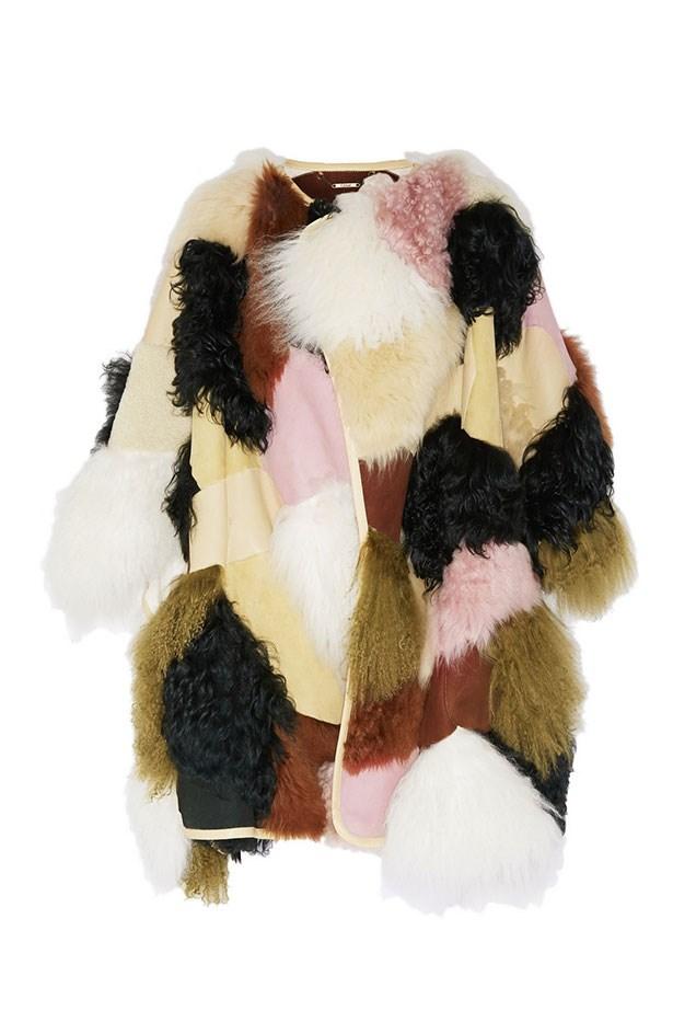Coat, $12,090, Chloé, net-a-porter.com