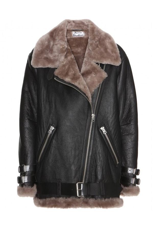 Jacket, $4,800, Acne Studios, mytheresa.com