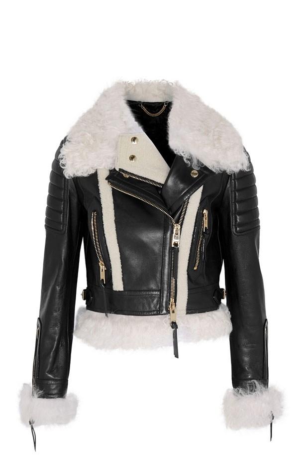 Jacket, $6,285, Burberry Prorsum, net-a-porter