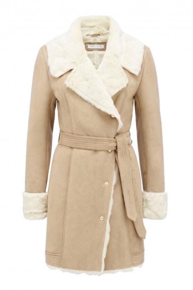 Coat, $170, Forever New, forevernew.com.au