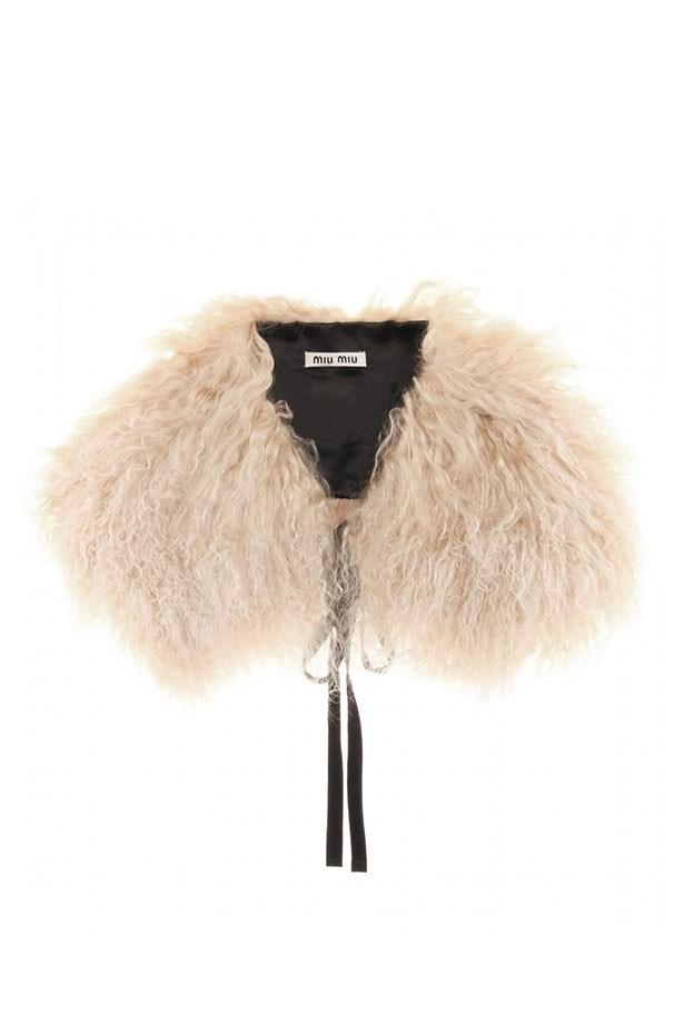 Collar, $990, Miu Miu, mytheresa.com