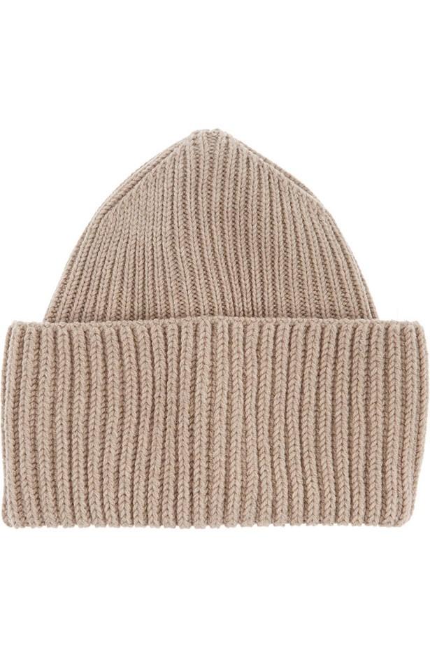 "Beanie $225, Stella McCartney, <a href=""http://www.net-a-porter.com/product/585761/Stella_McCartney/ribbed-knit-wool-beanie"">net-a-porter.com </a>"