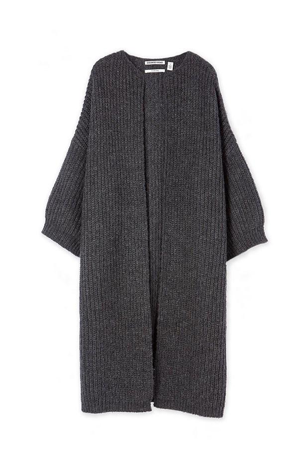 """Cardigan, $199.95, Country Road, <a href=""""http://www.countryroad.com.au/shop/woman/clothing/knitwear/italian-yarn-rib-cardigan-60183408"""">countryroad.com.au</a>"""