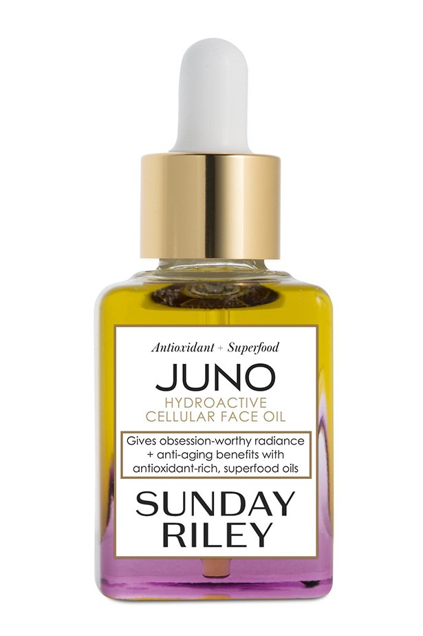"<strong>The cold-weather glow-inducer </strong> <br><br>Juno Hydroactive Cellular Face Oil, $132, Sunday Riley, <a href=""http://mecca.com.au/sunday-riley/juno-hydroactive-cellular-face-oil/I-015825.html"">mecca.com.au</a>"