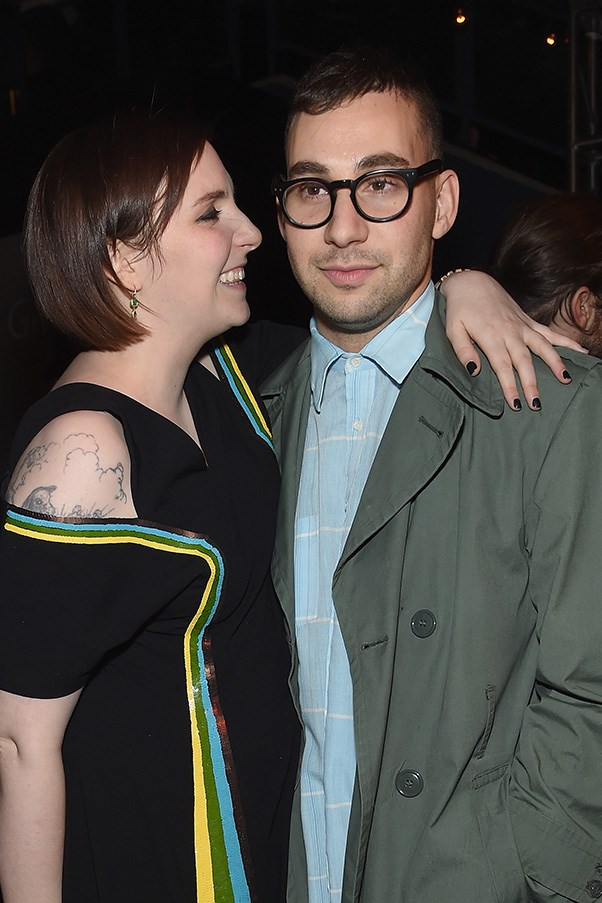 Lena Dunham writes about marriage