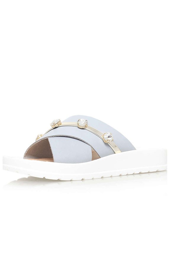 "Slides, $80, Miss KG, <a href=""http://www.topshop.com/webapp/wcs/stores/servlet/ProductDisplay?searchTermScope=3&searchType=ALL&viewAllFlag=false&beginIndex=1&langId=-1&productId=19553846&pageSize=20&searchTerm=63K65HGRY&catalogId=33057&DM_PersistentCookieCreated=true&productIdentifierproduct=product&geoip=search&x=25&searchTermOperator=LIKE&sort_field=Relevance&y=11&storeId=12556&qubitRefinements=siteId%3DTopShopUK""></a>"