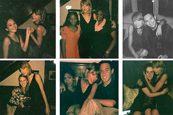 Before she released her latest album, Taylor invited over 89 of her biggest fans to join her in an album listening party. These lucky fans were also treated to cookies and brownies, baked by Taylor herself!