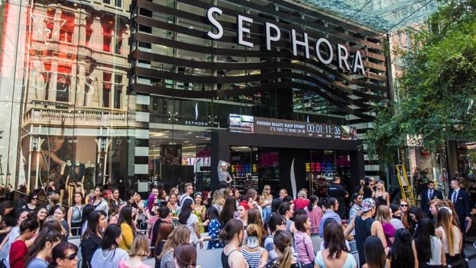 Sephora announces second store