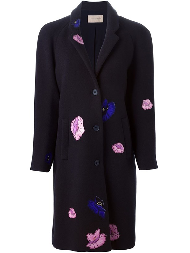 Coat, $5399.75, Christopher Kane.