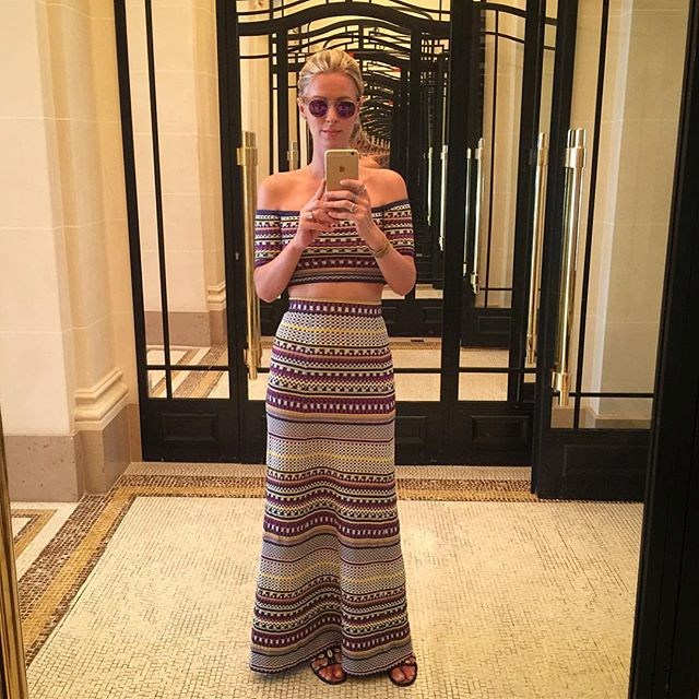 <p><strong>Nicky Hilton</strong></p>