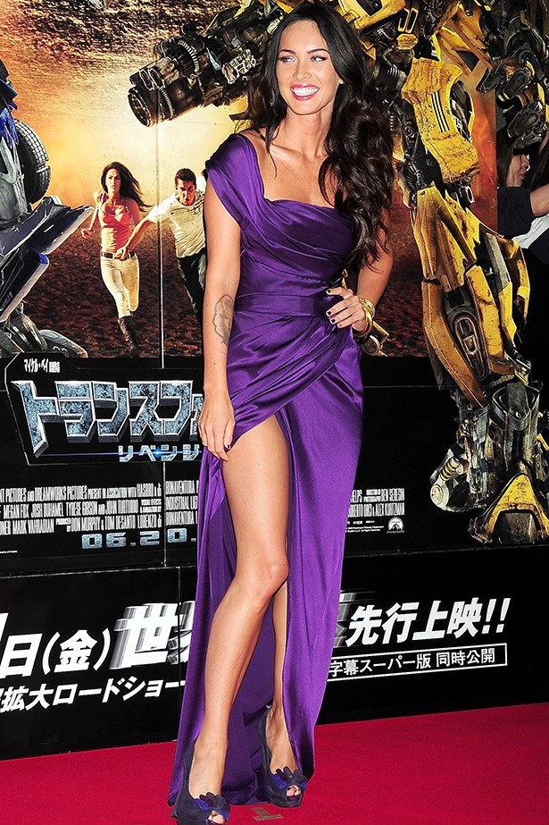 Megan Fox made this trend her go to back in the day.