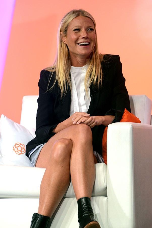 Gwyneth is launching a Goop beauty line
