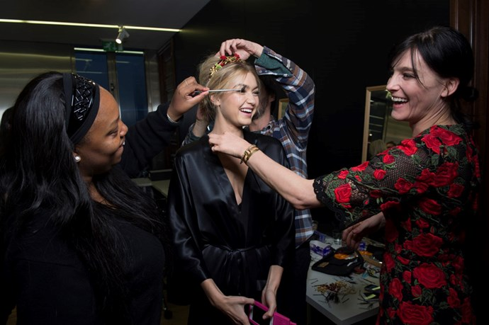 We hit makeup artist Rae Morris up for her top five feel-polished and put-together tips. Nail these moves and you're sure to save time too.