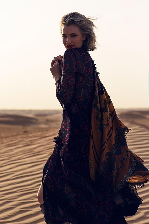 Exclusive sneak peek at Fashion Bloggers final episode editorial