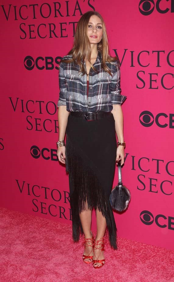 <p>November 13, 2013</p> <p>Olivia Palermo attends the 2013 Victoria's Secret Fashion Show in New York City.</p>