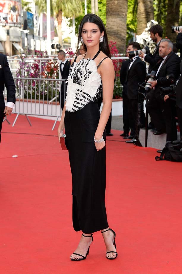 <p>May 14, 2014</p> <p>Kendall Jenner attends the Opening ceremony and the 'Grace of Monaco' Premiere during the 67th Annual Cannes Film Festival.</p>