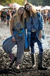 Street style at Splendour in the Grass 2015