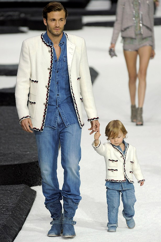 Hudson's first runway at 3.