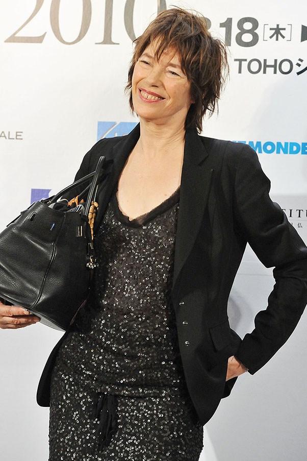 Jane Birkin wants her name taken off the iconic Hermes bag
