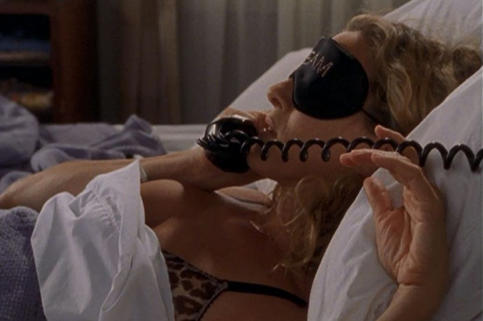 SEX AND THE CITY - Want to know why Carrie always went to bed and had sex in a bra (like we all don't fling that thing to the farthest corner of the room as soon as we we get home)? Sarah Jessica Parker was the only SATC girl with a 'no nudity' clause written into her contract.