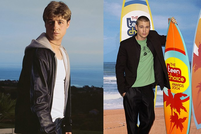"""THE OC - That heartstopping """"Who are you?""""/""""Whoever you want me to be"""" exchange in The OC could have been a whole lot different. Chad Michael Murray was originally picked to play Ryan."""