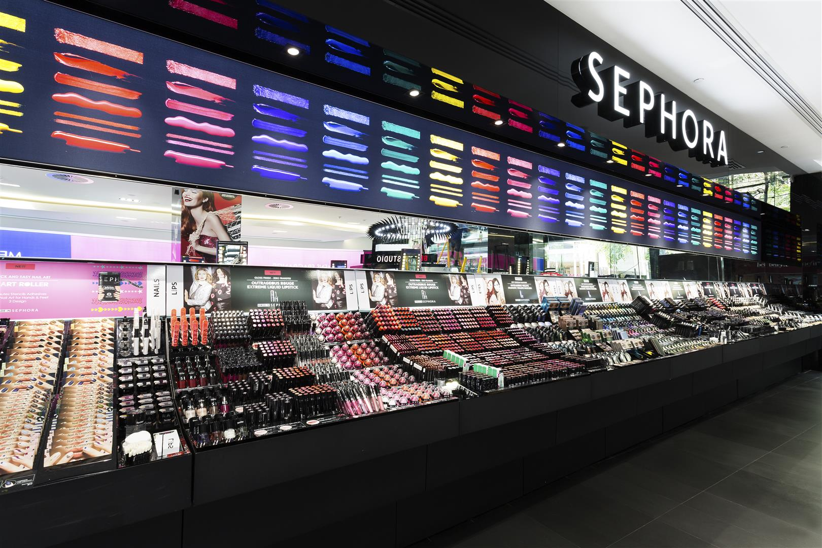 Sephora Opening In Melbourne Central Elle