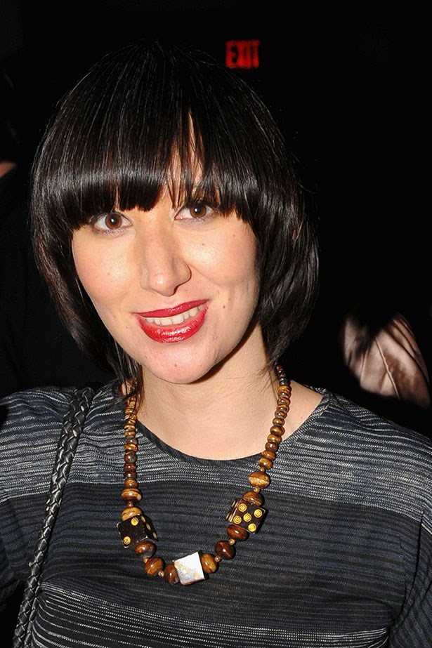 Singer Karen O of the Yeah Yeah Yeahs was rocking the look in 2009. She also maybe single handedly brought back the bowl/mullet hybrid that many of us were sporting in our grade three yearbook photo.