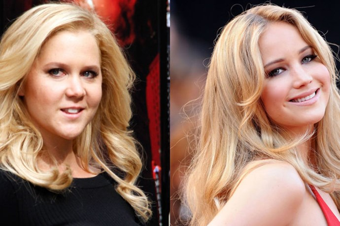 Amy Schumer and Jennifer Lawrence are your new friendship goals