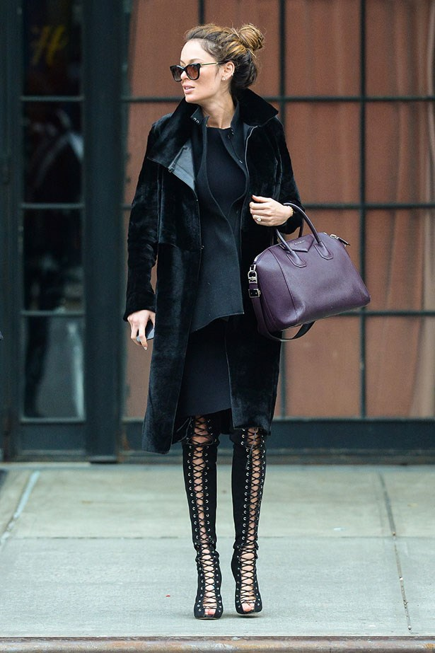 <p>The Aussie model also loves her limited edition Tony Bianco X Alex Perry heels.</p>
