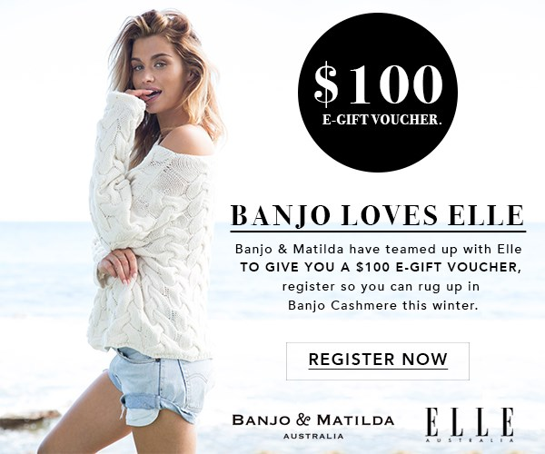 ELLE x Banjo & Matilda offer