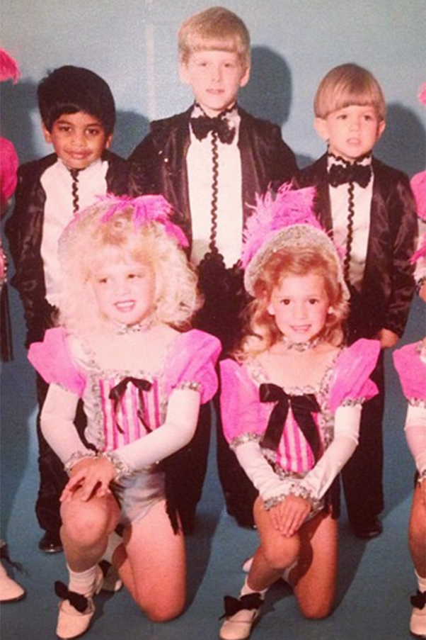 Maaaaybe Aziz Ansari should pursued his first true love, jazz dance. This is so great and I love it. Image via Instagram/@azizansari