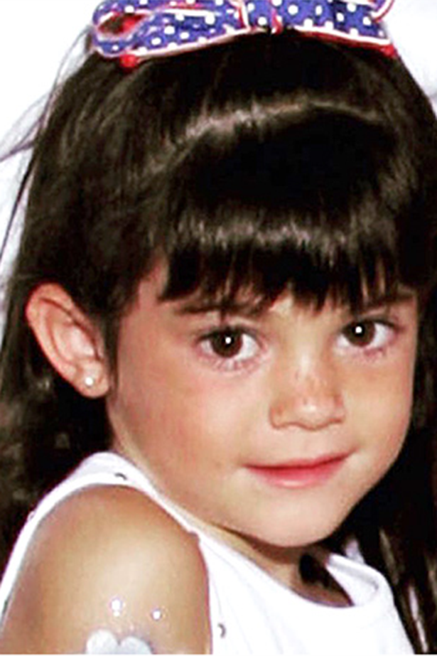 Awwwww ... this cute as a button little thing is Kylie Jenner. The pic was shared by Kylie's 'momager; Kris Jenner who captioned it, Morning freckle face! You are almost 18!!!!!!!! I love you @kyliejenner #lovebug #obsessedwithher #BLESSED #mybabygirlalways. Muuuuuum!