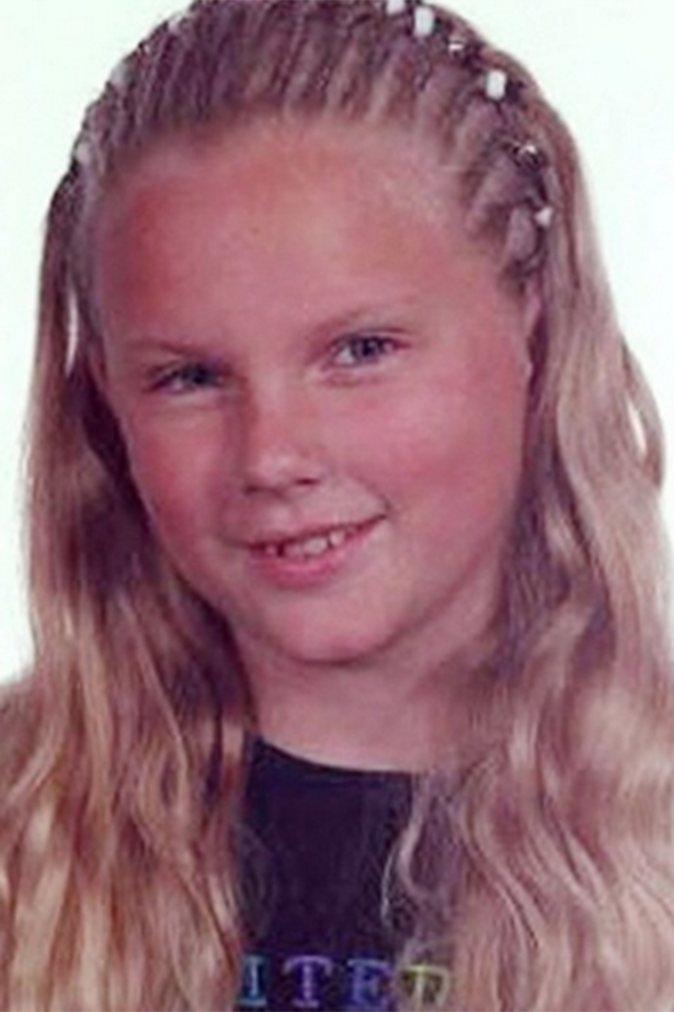 """Taylor Swift shared this photo of herself with the caption, """"The last time an album sold as many copies as 1989 did [in its] first week, it was 2002, I was 12, and going through my 'braids phase',"""" Swift, 24, captioned the hair-larious throwback picture, signed with the hashtag #nofilternecessary. HELL YEAH IT ISN'T."""