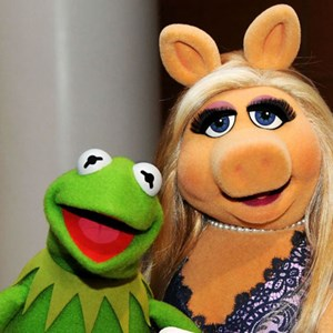 Kermit the Frog and Miss Piggy have decided to see