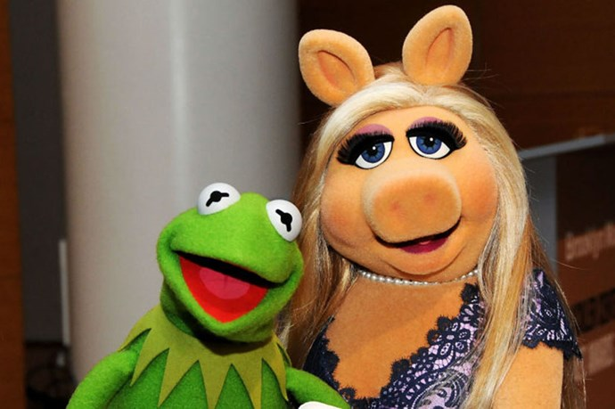"Kermit the Frog and Miss Piggy have decided to see ""other people, frogs, pigs et al"""